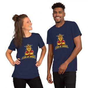 LOJ Short-Sleeve Christian T-Shirt With Slogan For Men & Women