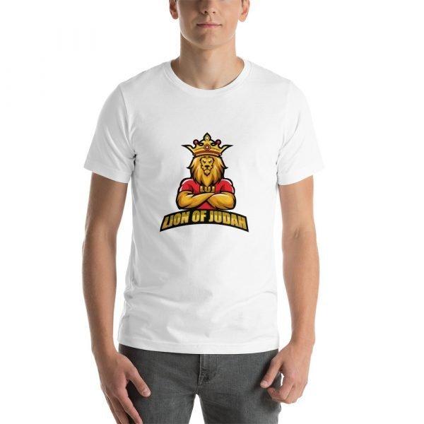 LOJ Short-Sleeve A King You Can Trust Christian T-Shirt